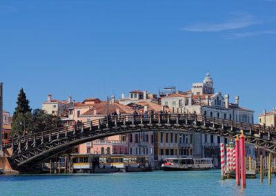 ponte dell'accademia venezia