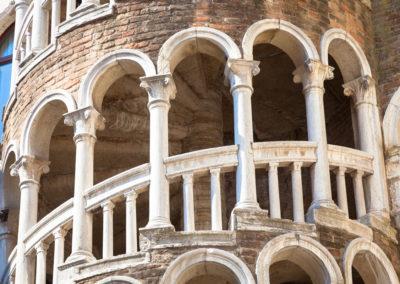 scala bovolo palazzo contarini venezia