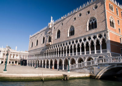 Front-of-Ducal-Palace-Venice-Italy